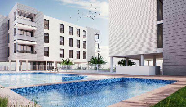 Residencial Guadaira Levante Urbana